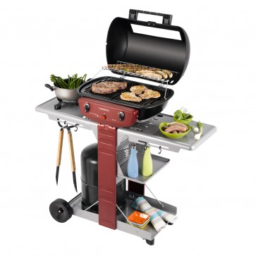 Barbecue a GAS EL PRADO 1800 d piano 57x33