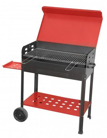 Barbecue esterno con griglia VANESSA 50x40x80h