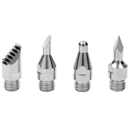 Dremel® Versatip Set di accessori per pirografia (204)