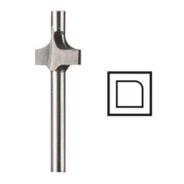 Fresa (HSS) 9,5 mm (615)