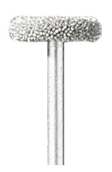 Fresa in metallo duro strutturato a forma di disco 19 mm (9936)