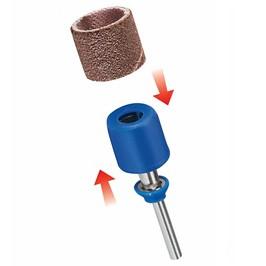 DREMEL® EZ SpeedClic: Mandrino e cilindri per levigatura (SC407)