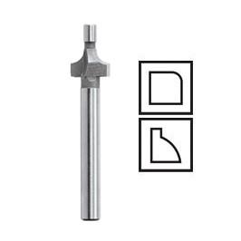 DREMEL® TRIO Fresa per arrotondamento spigoli (TR615)