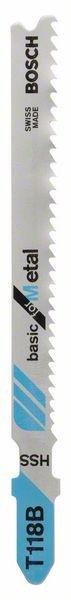 Bosch Lama per seghetto alternativo T 118 B Basic for Metal