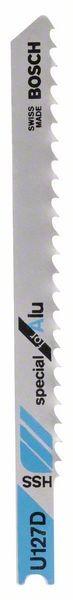 Bosch Lama per seghetto alternativo U 127 D Special for Alu