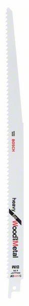 Bosch Lama per sega universale S 1411 DF Heavy for Wood and Metal