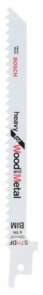 Bosch Lama per sega universale S 711 DF Heavy for Wood and Metal