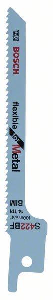 Bosch Lama per sega universale S 422 BF Flexible for Metal