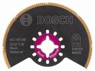 Bosch Lama segmentata BIM ACI 65 AB, Multi Material 65 mm