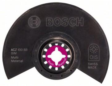 Bosch Lama segmentata BIM ACZ 100 SB, Multi Material 100 mm