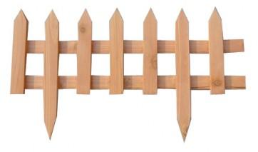 Steccato Recinto Legno Pino cm 60x35 (25+18) h