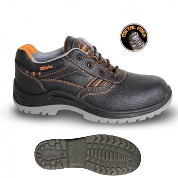 Scarpa Antinfortunistica Beta 7205BKK Basic Plus S3 SRC  in pelle