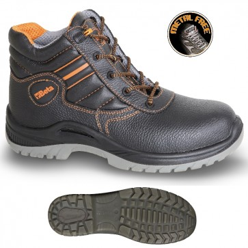 Scarpa Antinfortunistica Beta 7206BKK Basic Plus S3 RS SRC in pelle
