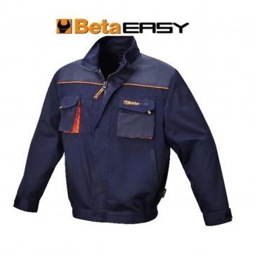 Giacca da lavoro Beta 7879E Easy Twill leggera 180g