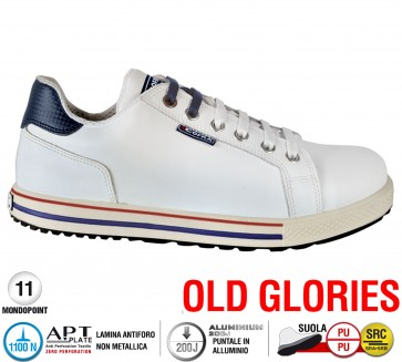 Scarpe antinfortunistiche Cofra ASSIST S3 SRC taglie dal 39 al 47  Linea OLD GLORIES