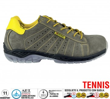 Scarpa Antinfortunistica Cofra BAND S1 P SRC TENNIS