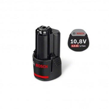 Bosch Batteria GBA 10,8 V 2,5 Ah O-B Professional Capacità 2.5ah