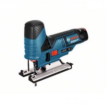 Bosch Seghetto alternativo a batteria GST 10,8 V-LI Professional Profondità di taglio in legno 70mm