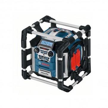 Bosch Caricabatteria con radio  GML 50 Professional 230V