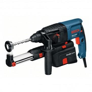 Bosch martello perforatore con aspirazione integrata SDS-plus  GBH 2-23 REA Professional Potenza 710w