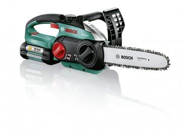 Bosch Sega a Catena al Litio AKE 30 Li batteria 36 v lama 30 cm