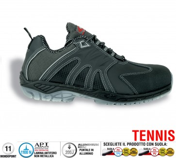Scarpa Antinfortunistica Cofra BREAK S3 SRC TENNIS
