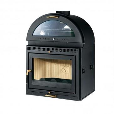 Inserti a legna Piazzetta E 65/58MF KW 10