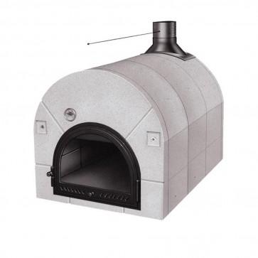 Forno a legna Piazzetta Chef 102 Kg 400