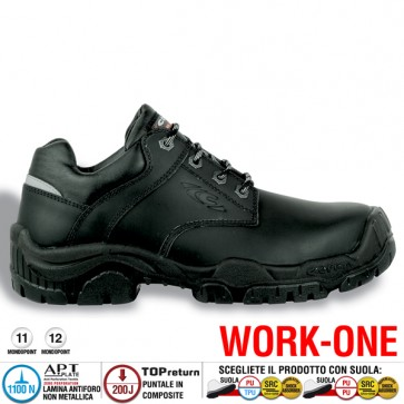 Scarpa Antinfortunistica Cofra COVENTRY S3 SRC WORK -ONE
