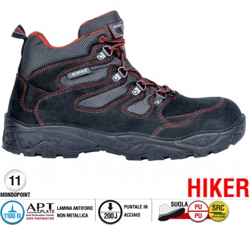 Scarpa Antinfortunistica Cofra CURTAIN S1 P SRC hiker
