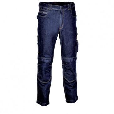 Pantalone di Jeans Lavoro Antifortunistica Cofra Durable