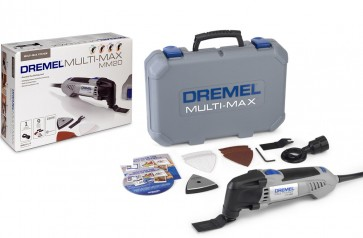 Utensile DREMEL Multi-Max MM20 6 accessori valigetta MM20-1/9