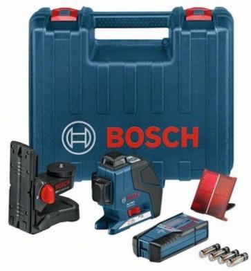 Bosch Livella laser GLL 3-80 P + BM 1 + LR2 Professional  0601063303