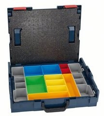 Bosch Set completo L-BOXX 102 da 12 pz.