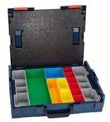 Bosch Set completo L-BOXX 102 da 13 pz.
