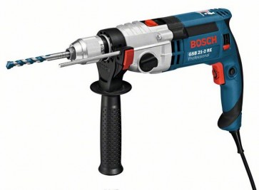 BOSCH TRAPANO BATTENTE GSB 21-2 RE PROFESSIONAL