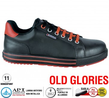 Scarpa Antinfortunistica Cofra FLEX S3 SRC OLD GLORIES