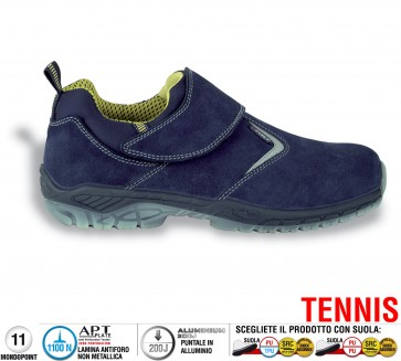 Scarpa Antinfortunistica Cofra GAME S3 SRC TENNIS