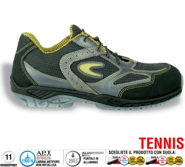 Scarpa Antinfortunistica Cofra GRAND SLAM S1 P SRC TENNIS