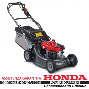 Rasaerba Motore HONDA HRH 536 HX E Raccolta - Freno lama - Trasmissione idrostatica
