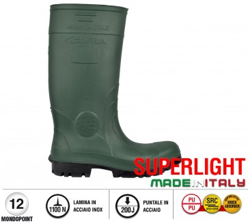 Stivale Antinfortunistica Cofra HUNTER S5 CI SRC SUPERLIGHT