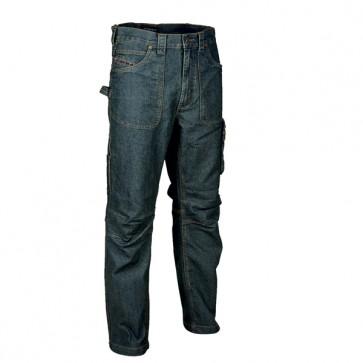 Pantalone di Jeans Lavoro Antifortunistica Cofra Innsbruck