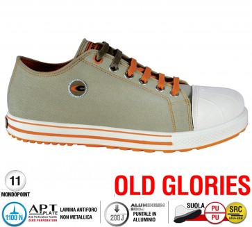 Scarpa Antinfortunistica Cofra JUMP S1 P SRC OLD GLORIES