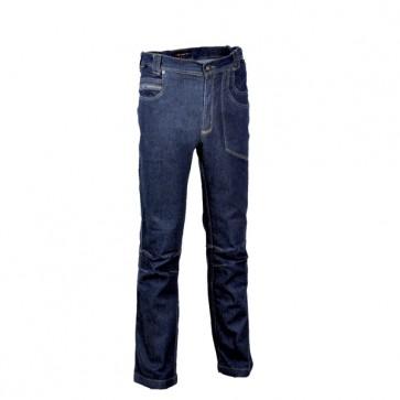 Pantalone di Jeans Lavoro Antifortunistica Cofra Lasting