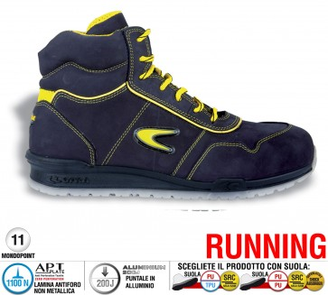 Scarpa Antinfortunistica Cofra MAIOCCO S3 SRC RUNNING