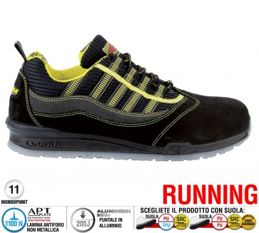 Scarpa Antinfortunistica Cofra MARCIANO S1 P SRC RUNNING