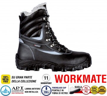 Scarpa Cofra NEW BARENTS S3 CI SRC entry level WORKMATE