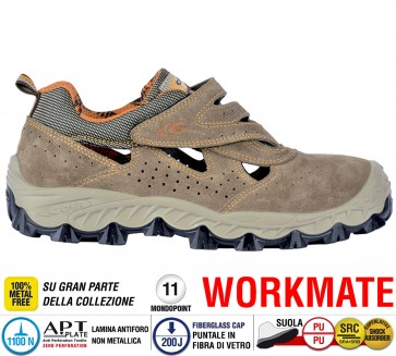 Scarpa Cofra NEW BENGALA S1 P SRC  entry level WORKMATE