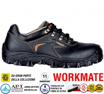 Scarpa Cofra NEW CASPIAN S3 SRC entry level WORKMATE
