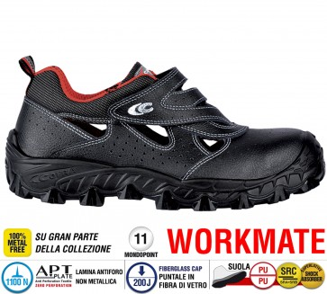 Scarpa Cofra NEW PERSIAN S1 P SRC entry level WORKMATE